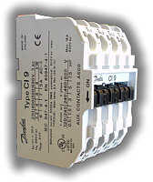 Kontaktor, 9 A ved AC-3 drift