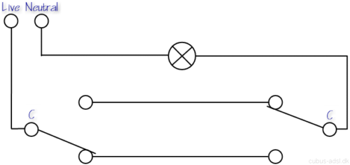 two-way switching, a-type